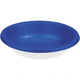 Cobalt Bowl, Paper 20oz