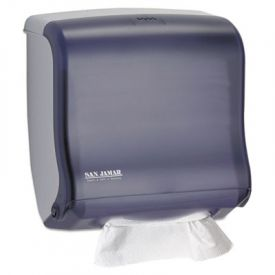 San Jamar® Ultrafold Fusion; Towel Dispenser, 11 1/2x5 1/2x11 1/2