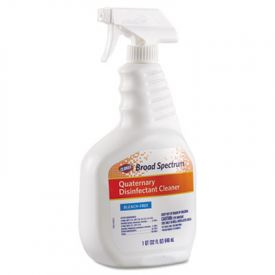 Clorox® Broad Spectrum Quaternary Disinfectant Cleaner, 32oz Spray Bottle