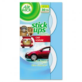 Air Wick® Stick Ups® Car Air Freshener, 2.1oz, Crisp Breeze
