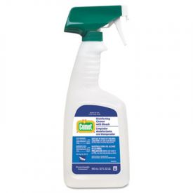 Comet® Disinfecting Cleaner w/Bleach, 32 oz., Fresh Scent