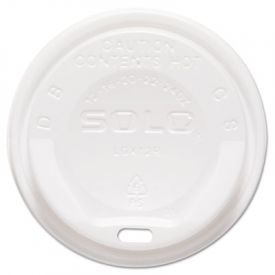 SOLO® Cup The Gourmet Lid for Trophy Plus 12-24oz Cups