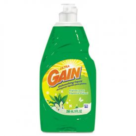 Gain® Dishwashing Liquid, Original Scent, 11 oz. Bottle