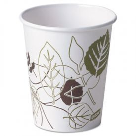 Dixie® Pathways; Paper Hot Cups, 10 oz