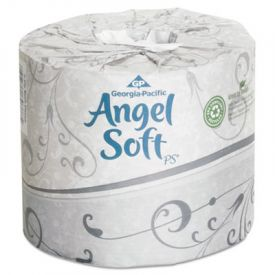 Georgia Pacific® Angel Soft; Premium Bathroom Tissue, 40 Rolls