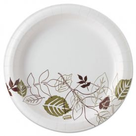 Dixie® Pathways; Heavyweight Paper Plates, 8 1/2