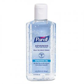PURELL® Advanced Instant Hand Sanitizer 4-oz. Flip-Cap Bottle **Unavailable until Mid March**