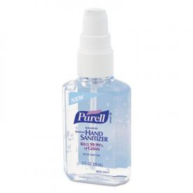 PURELL® Advanced Instant Hand Sanitizer, 2-oz. Personal Pump Bottle