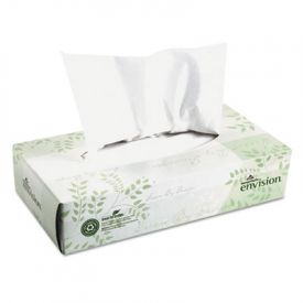 Georgia Pacific® Professional Envision; White Facial Tissue