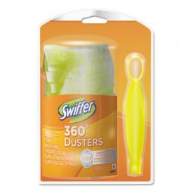 Swiffer® 360® Starter Kit, Handle with One Disposable Duster