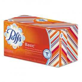 Puffs® White Facial Tissue, 2-Ply