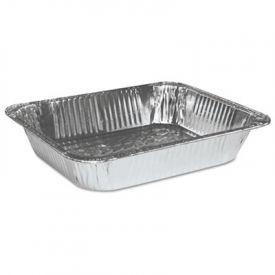 Boardwalk® Aluminum Pans, Half-Size, Steam Table, Deep