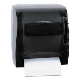 Kimberly-Clark Lev-R-Matic* Roll Towel Dispenser, 13 3/10 x 9 4/5 x 13 1/2