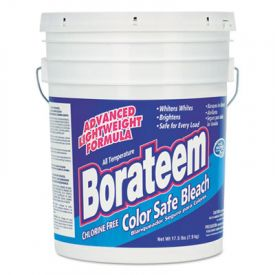 Borateem® Non Chlorine Color Safe Bleach, Powder, 17.5 lb. Pail