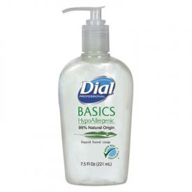 Dial® Professional Basics Liquid Hand Soap, 7.5oz, Rosemary & Mint