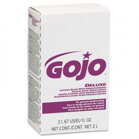 GOJO® NXT® Deluxe Lotion Soap with Moisturizers, Floral Scent, Pink