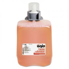 GOJO® Luxury Foam Antibacterial Handwash, 2000 ML, Fresh Fruit Scent