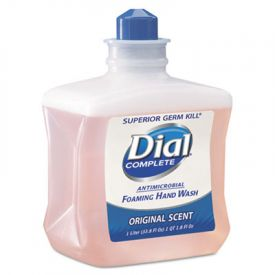 Dial Complete® Foaming Hand Wash Refill, 1 L Refill