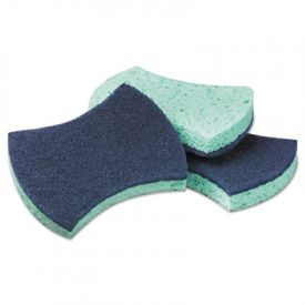 Scotch-Brite™ Power Sponge, 2 4/5 x 4 1/2, Blue/Teal