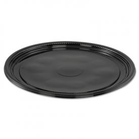 WNA Caterline® Casuals™ Thermoformed Platters Black 12