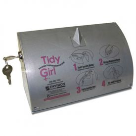 Stout® Tidy Girl Bag Dispenser, Holds One Roll