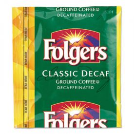 Folgers® Coffee, Classic Roast Decaf, .9 oz. Packet
