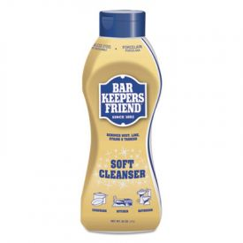Bar Keepers Friend® Soft Cleanser, 26oz Squeeze Bottle