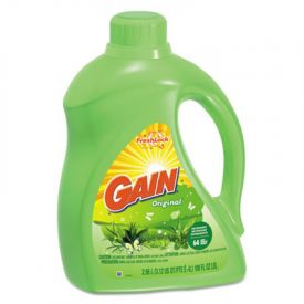 Gain® 2x Concentrated Liquid Laundry Detergent, 100 oz Bottle