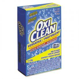 OxiClean™ Versatile Stain Remover Vend-Box, 1-Load, 1oz Box