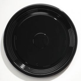 WNA Caterline® Casuals™ Thermoformed Platters, Black, 16
