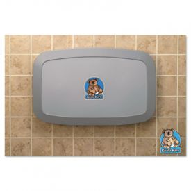 Koala Kare® Horizontal Baby Changing Station, Gray