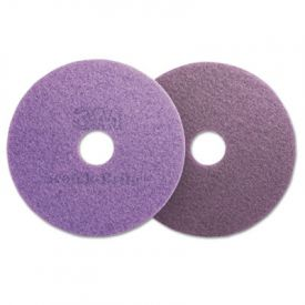Scotch-Brite™ Purple Diamond Floor Pads, 20