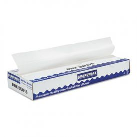 Boardwalk® Interfold-Sheet Deli Paper, 15