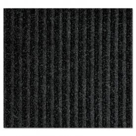 Crown Needle-Rib™ Wiper/Scraper Mat, Polypropylene, 36 x 48, Charcoal