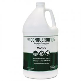 Fresh Products Bio Conqueror 105 Enzymatic Odor Counteractant, Mango, 1 Gal