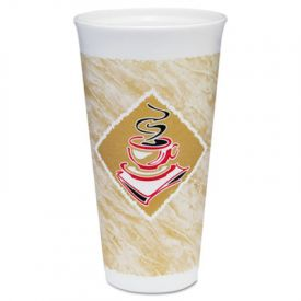Dart® Café G Foam Hot/Cold Cups, 20 oz.