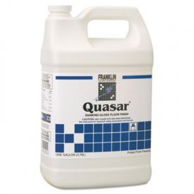 Franklin Cleaning ; Quasar; High Solids Floor Finish, Liquid, 1 gal. Bottle