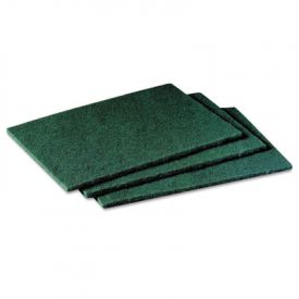Scotch-Brite™ General-Purpose Scrub Pad, 3 x 4 1/2, Green
