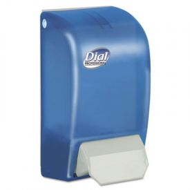 Dial® Professional Foaming Hand Soap Dispenser, 5Blue, 1 L