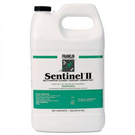 Franklin Cleaning Sentinel Disinfectant, Citrus, 1 gal. Bottle