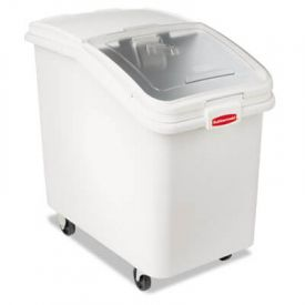 Rubbermaid® Commercial ProSave™ Mobile Ingredient Bin, 30.86 Gallon