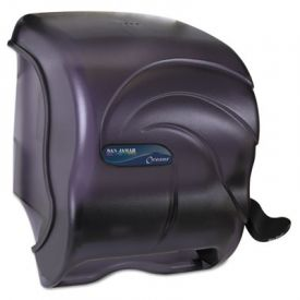 San Jamar® Element Lever Roll Towel Dispenser, 12 1/2 x 8 1/2 x 12 3/4