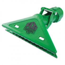 Unger® Fixi Clamp, Plastic, Green