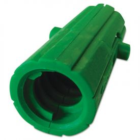 Unger® AquaDozer® Squeegee Acme Threaded Insert, Nylon, Green
