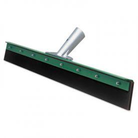 Unger® AquaDozer Heavy-Duty Floor Squeegee, Black Straight, 30