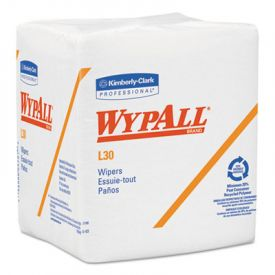 WypAll* L30 Wipers, 12 1/2 x 12