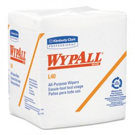 WypAll* L40 Wipers, 12 1/2 x 12