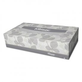 Kleenex® White Facial Tissue, 2-Ply
