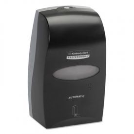 Kimberly-Clark Electronic Cassette Skin Care Dispenser, 1200 ML, Black