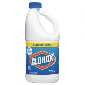 Clorox® Concentrated Regular Bleach, 64oz Bottle
